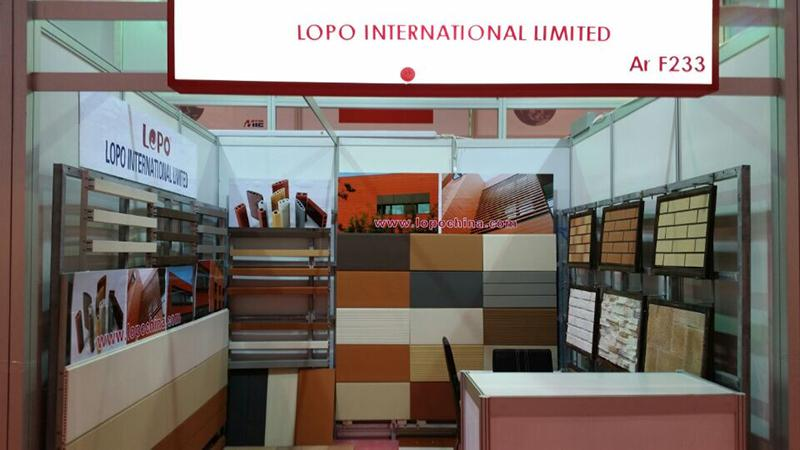 lopo attend The Big 5 Dubai 2014