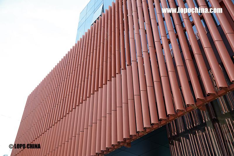 Lopo Terracotta Baguette Project Daxing Qihang