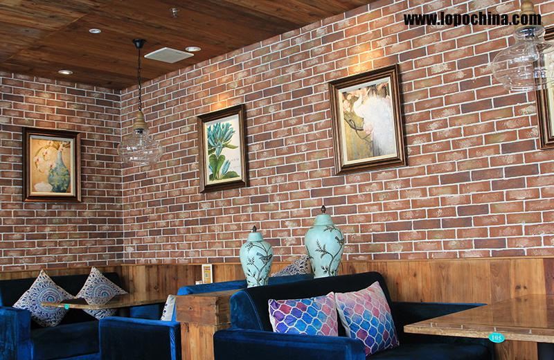 Charmant However, Faux Brick, As Interior Wall Decoration Material, Has Far More  Charms Than Applying On The Exterior Wall. Its Wide Ranging And Flexible  Application ...