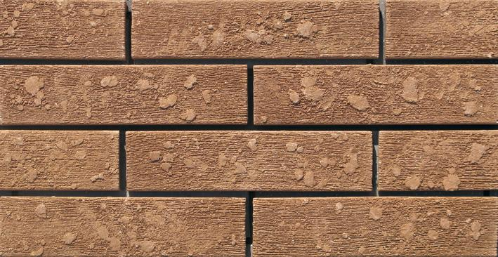 WXS5764 Clay Tile|Wall Brick Zephyr Texture
