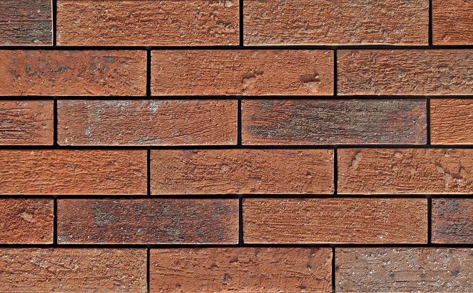 Wrs6107 clay tile wall brick zephyr texture lopo china for External wall materials