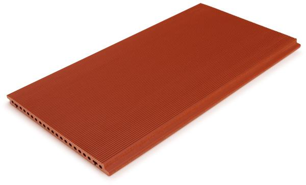 FX301869 Terracotta Rainscreen Linear Finish