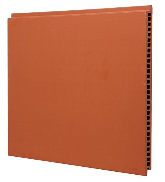 Terracotta rainscreen F6030632