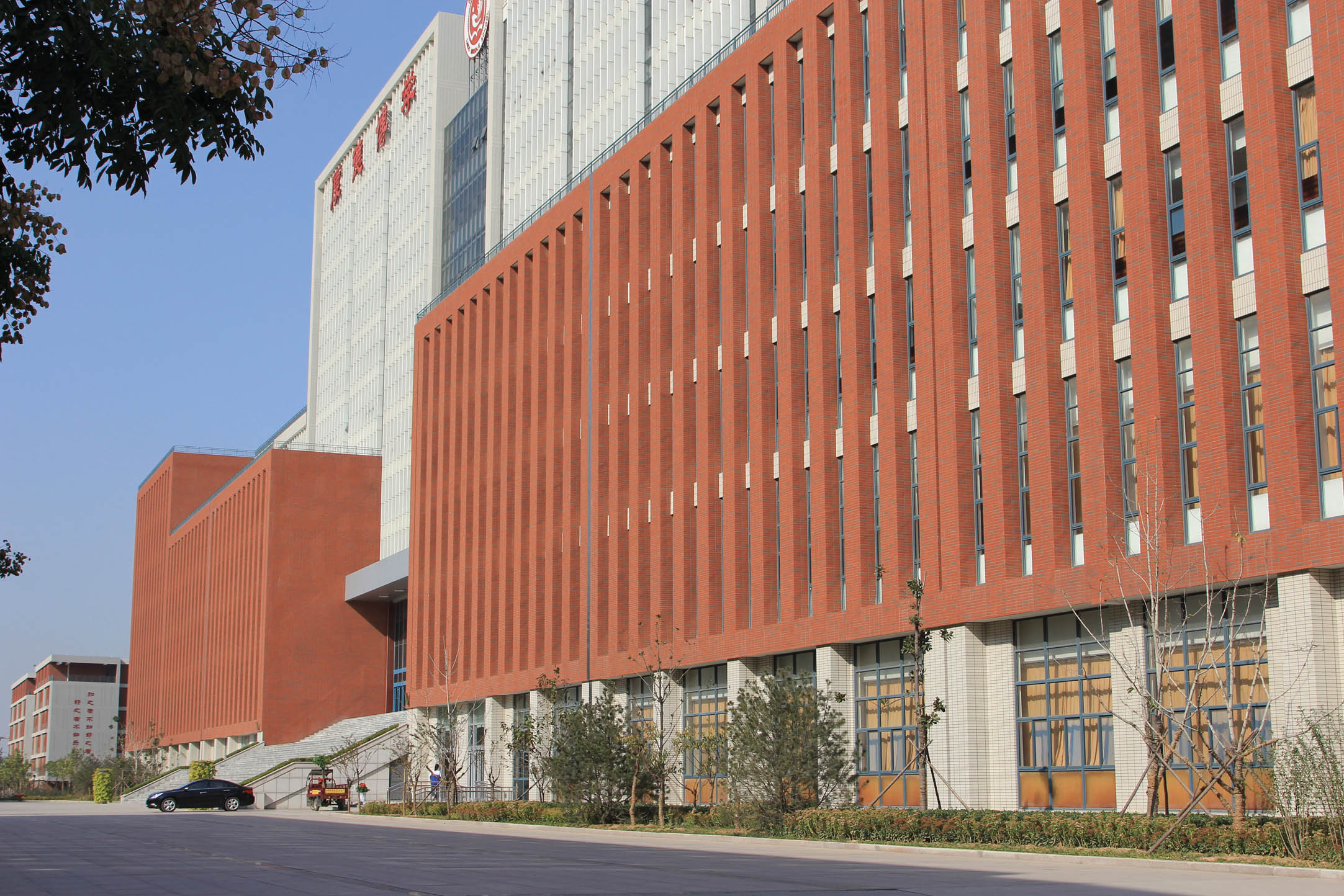 Shandong Zibo middle school (1)