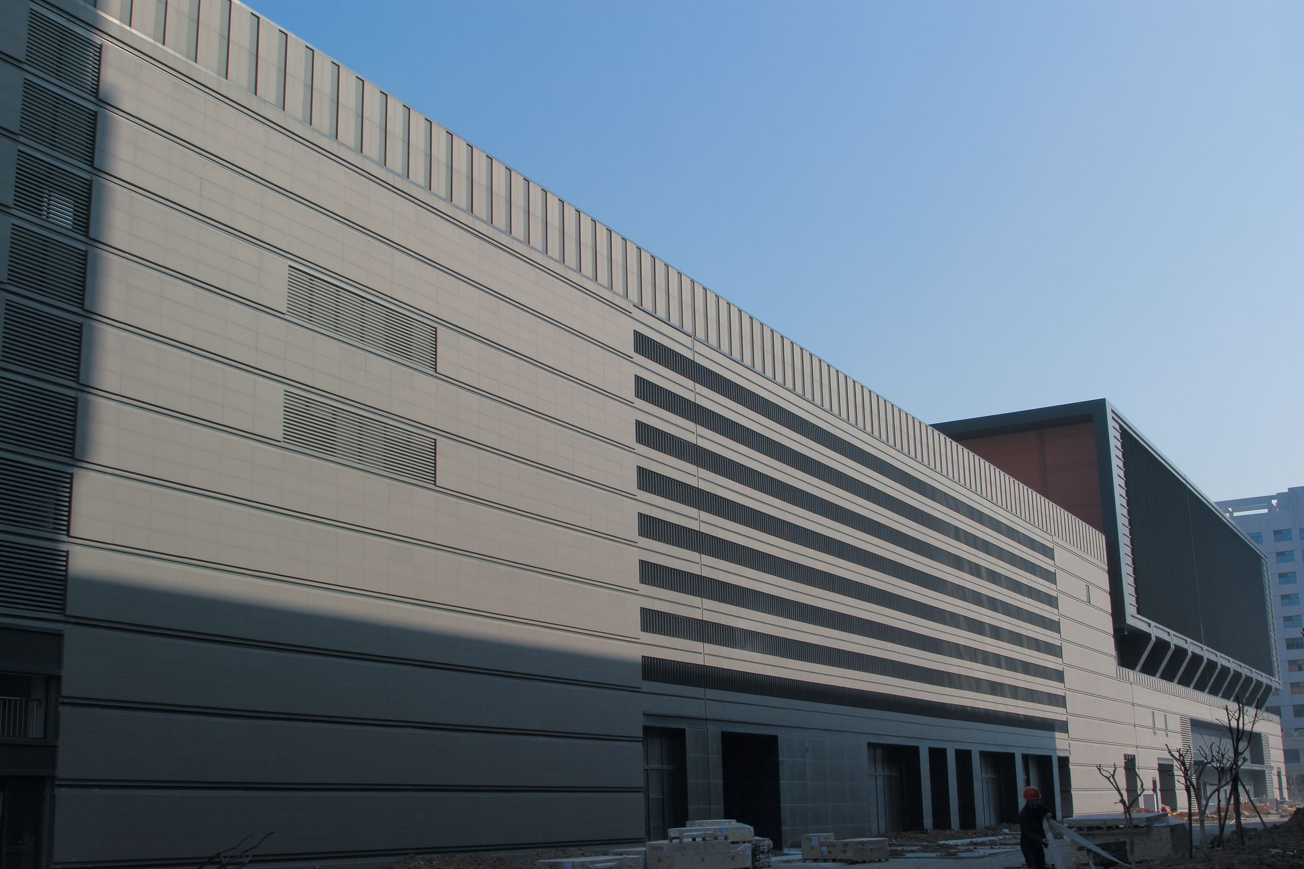 National fitness center, Zhoushan (0)