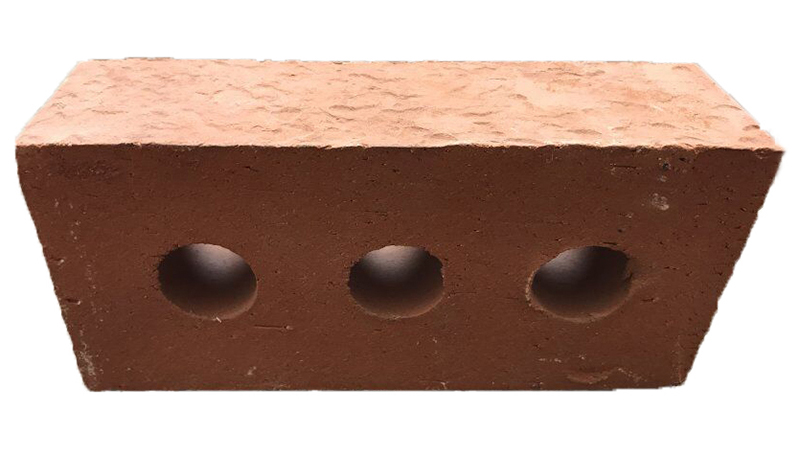 Fired clay facing brick FX634