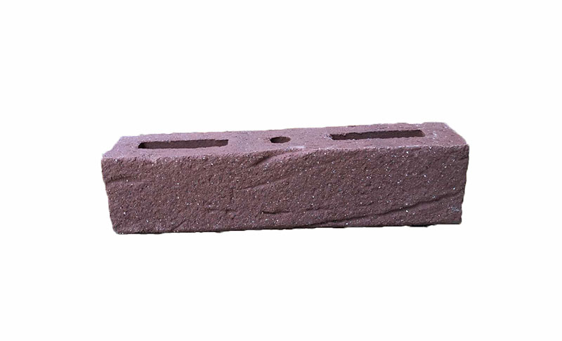 Clay facing brick