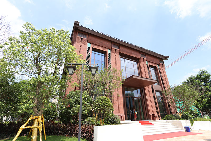 Zhonghai Bay Sales Center (1)
