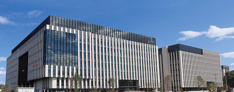 Lopo Terracotta Facade Project China Eastern Airlines Office