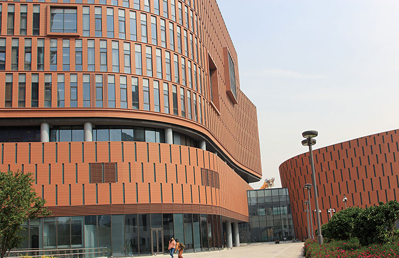 terracotta rainscreen