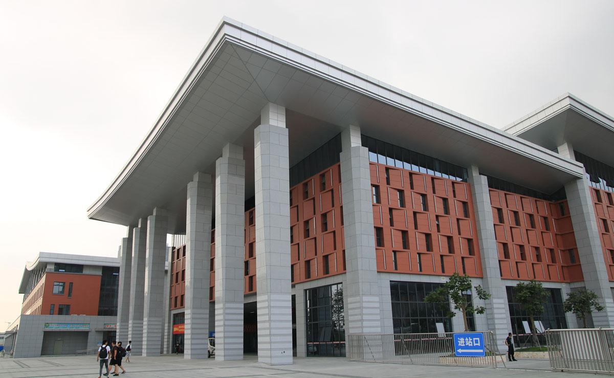 Red Glazed Terracotta Panel for Entrance Envelope.jpg