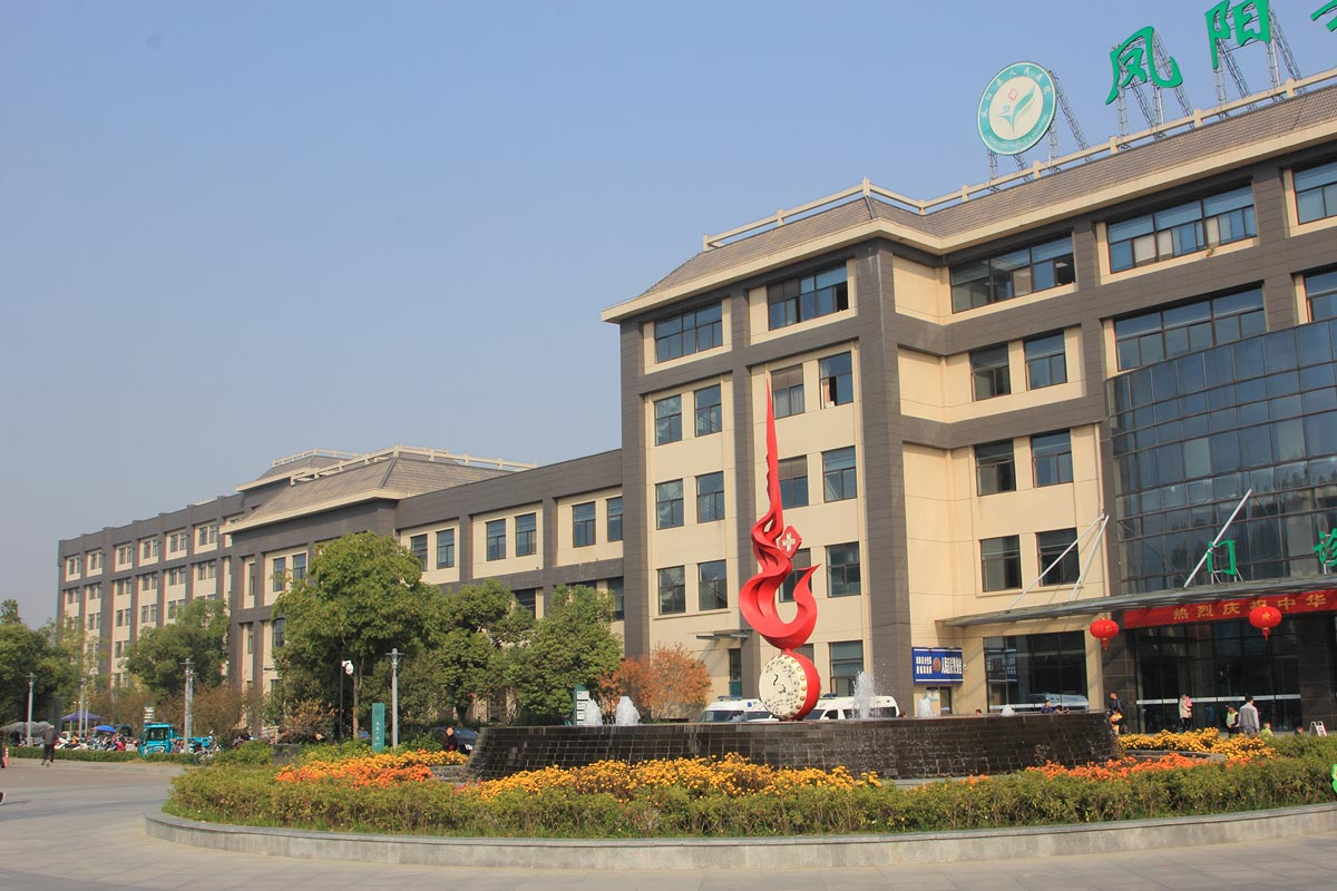 People's Hospital of Fengyang County (2)