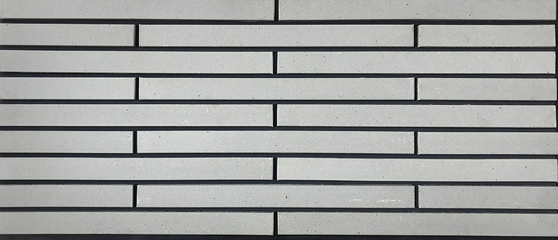 Light Grey Long Thin Brick (Natural Surface)